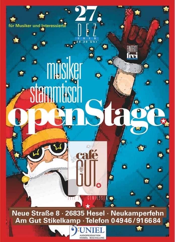 OpenStage 27.Dez.2019
